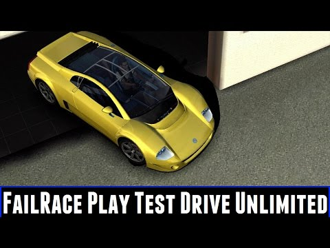 FailRace Play Test Drive Unlimited
