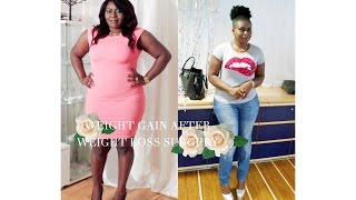WEIGHT GAIN AFTER WEIGHT LOSS SURGERY / ALMOST GIVING UP