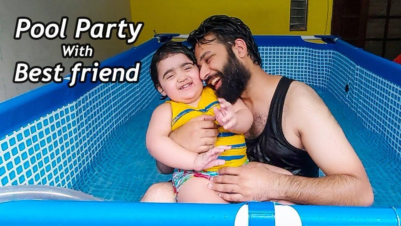 Beat The Summer Heat | Kids Pool Fun Patytime