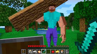 CURSED MINECRAFT BUT IT'S UNLUCKY LUCKY SCOOBY CRAFT BORIS CRAFT @Scooby Craft @Banana Dude @Faviso