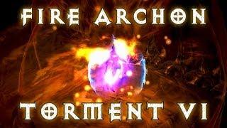 D3: Fire Archon Torment VI (Patch 2.0.5)