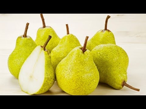 6 Incredible Health Benefits Of Pears