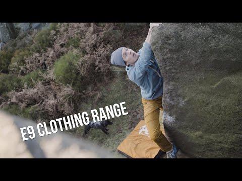 E9 Clothing Range