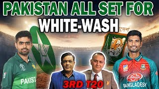 Pakistan All Set For White-Wash | PAK vs BAN T20 Series | Caught Behind