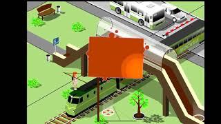 Правила дорожного движения для детей  Очень хороший  и правильный мультик игра
