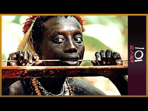 🇮🇳  India's Jarawa People   The Lost Tribe   101 East