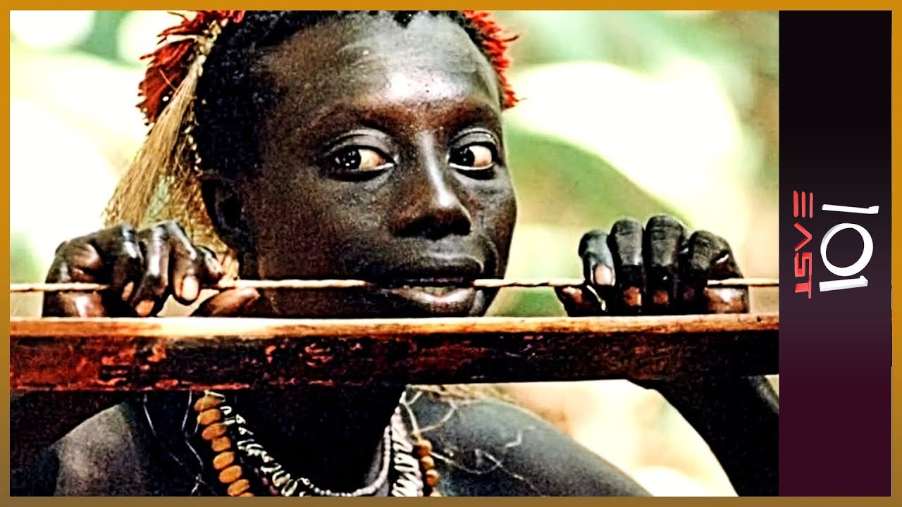 🇮🇳 The Lost Tribe: India's Jarawa People | 101 East