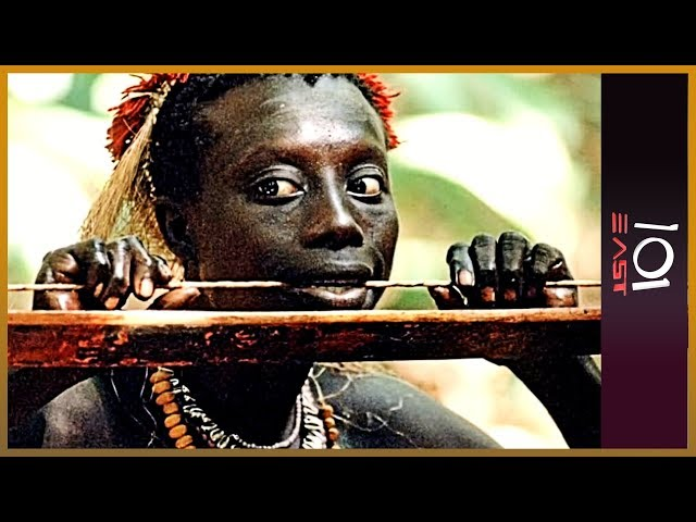 🇮🇳 The Lost Tribe: India's Jarawa People   101 East