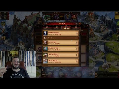 Vikings: War Of Clans - Как стать ТОПом за неделю или жизнь в новом госе.