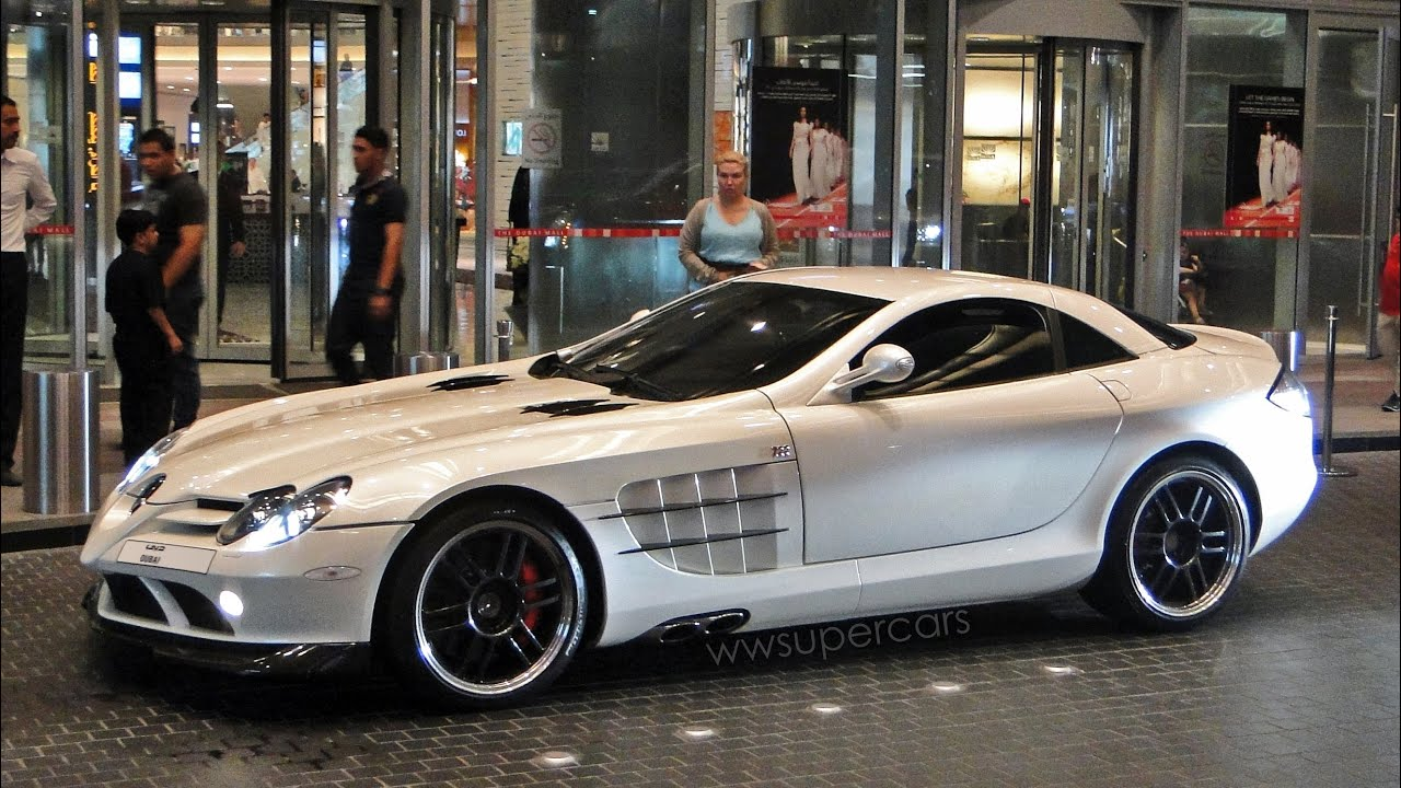 mercedes slr mclaren 722 edition in dubai united arab emirates youtube. Black Bedroom Furniture Sets. Home Design Ideas