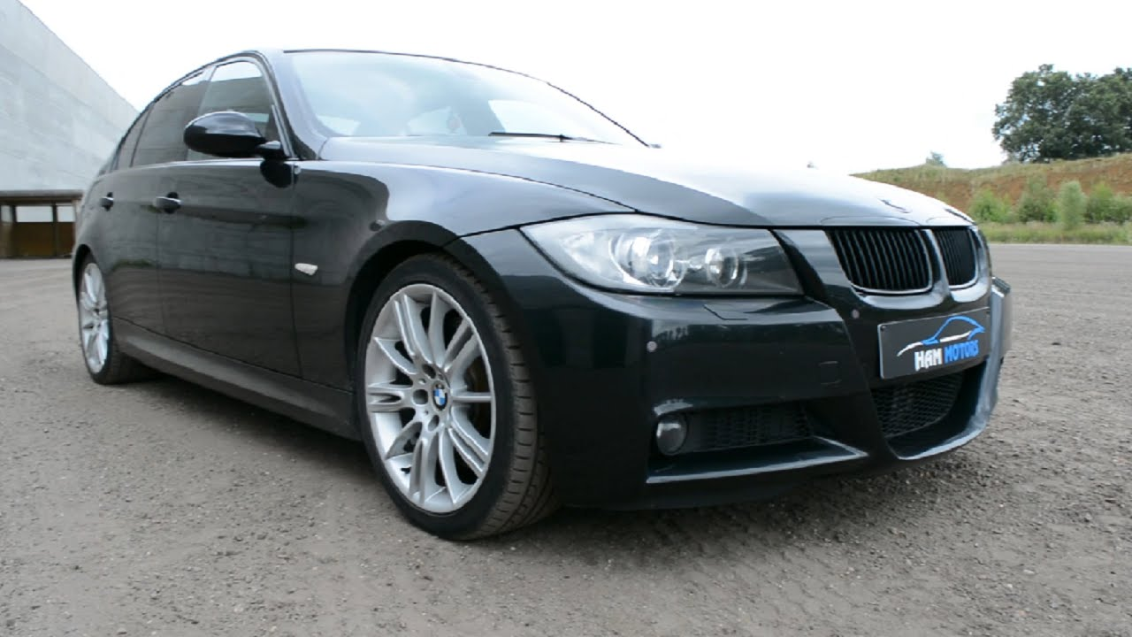 BMW D Review A True Sleeper YouTube - 2012 bmw 335d