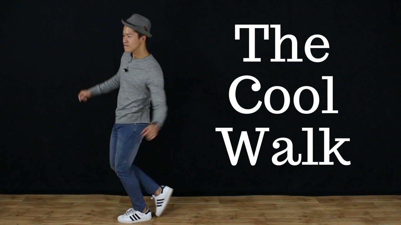 cool dance moves to impress your friends the cool walk youtube