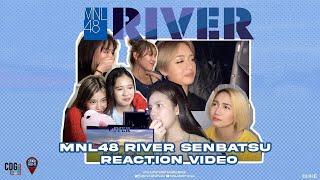 Download lagu MNL48 reacts to RIVER MV