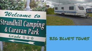 BIG BLUE'S TOURS | Strandhill Caravan Park