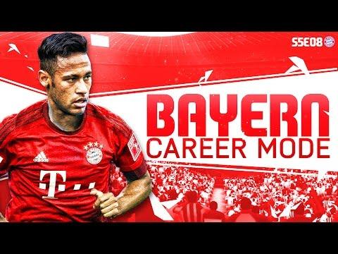 FIFA 16 Bayern Munich Career Mode - Paul...