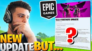 EVERYTHING In The NEW Fortnite Update...
