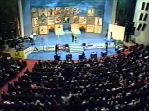 НГУ(1997) - НГУ - Маленькая Пелагея и Пушной в роли Стинга