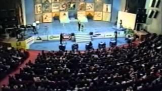 Молоденькая Пелагея и Пушной (Стинг) в КВН 1997