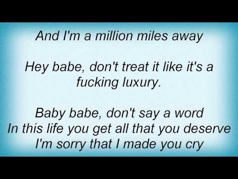 Devin Townsend - Tiny Tears Lyrics