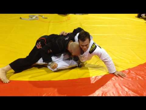 Guard passing strategies and concepts