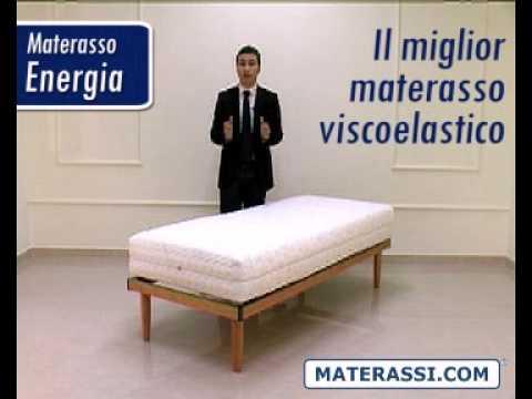 Materassi In Lattice Silvestro.Materasso Memory Viscoelastico Energia Smotret Video Onlajn