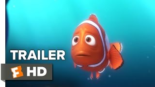 Finding Dory TRAILER 1 (2016) - Dominic West, Ellen DeGeneres Animation HD