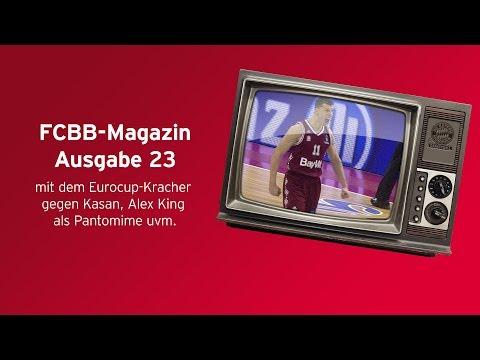 FC Bayern Basketball-Magazin, Ausgabe 23