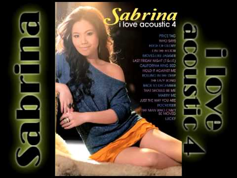 Rolling In The Deep (Cover) By Sabrina W/ LYRICS