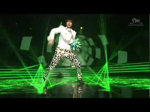 "[120331] Showcase - Sehun & Kai dance ""Run & Gun"" Full Performance (CUT) HD"