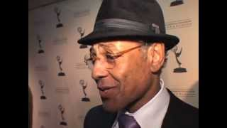 """Giancarlo Esposito of """"Breaking Bad"""" at the Television Academy 2/23/12 - EMMYTVLEGENDS.ORG"""