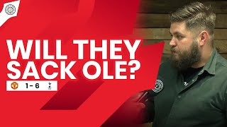 Will They Sack Ole?! | Howson Fancam | United 1-6 Spurs