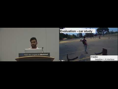 Communicating Awareness and Intent in Autonomous Vehicle-Pedestrian Interaction
