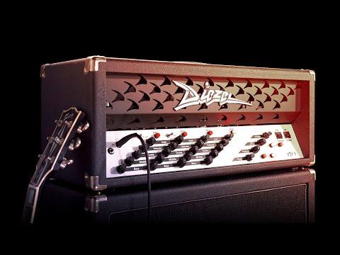 UAD Diezel VH4 - Real-Time Guitar Amp Emulation