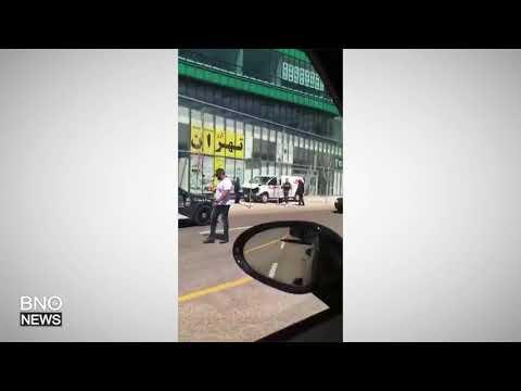 RAW: Driver Taken Into Custody After Van Strikes People in Toronto
