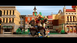 The LEGO® Movie Competition 2nd Place Winner: Garbage Man