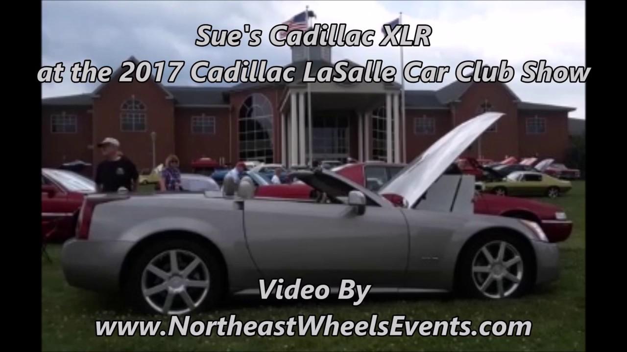 Sue S Cadillac Xlr At The 2017 Lasalle Car Club Show