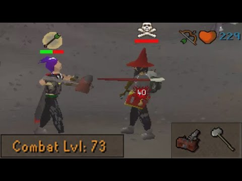 My Level 73 Account Can ONE Shot Pkers