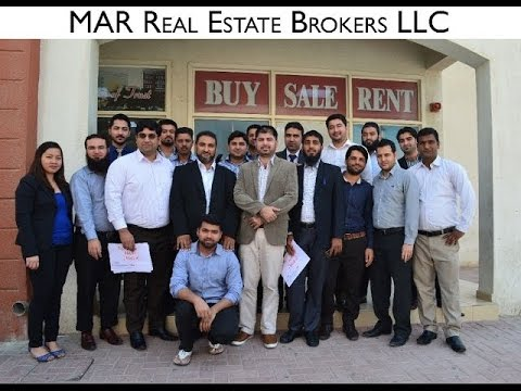 MAR Real Estate Brokers LLC : Part 4 - By Muhammad Ali