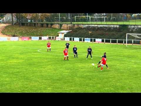 AS Rouffignac Plazac 3 vs Lamponnaise Carsacoise 2 le 02-11-2014