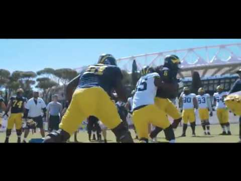 Michigan Football 2017-18 Hype Video |