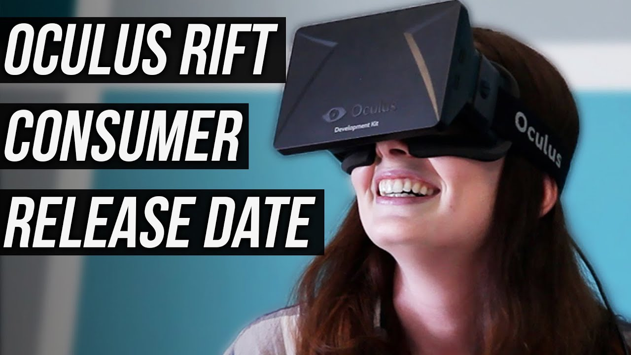 Oculus rift consumer release date in Brisbane