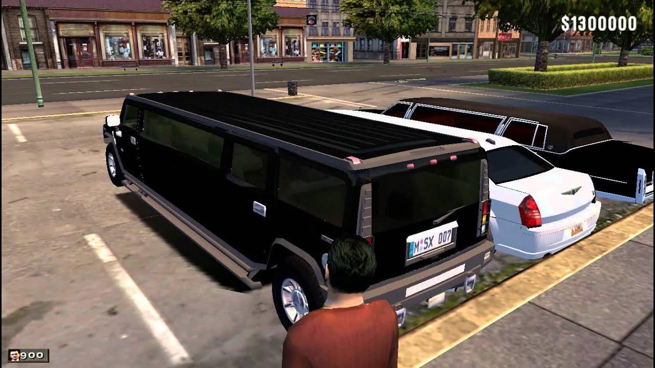 MAFIA Hummer H Chrysler C And Cadillac Fleetwood - Chrysler hummer