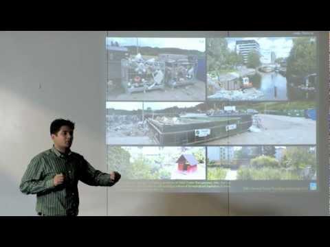 Sanitation, a case study across eight metropolises: RIBA Norman Foster Travelling Scholarship 2011