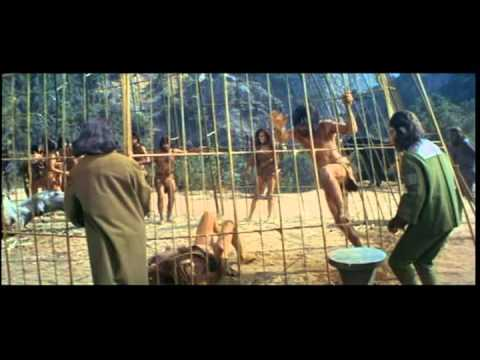 ▶ Planet of the apes (1968) Trailer HQ