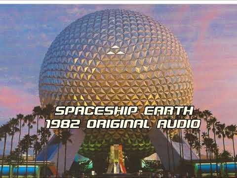 EPCOT Center - Spaceship Earth - Bell Systems (1982 Original Audio)