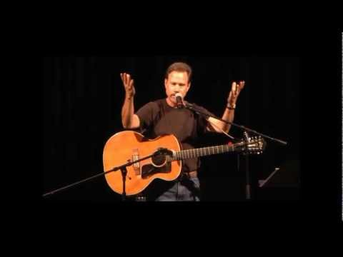 Douglas Wood-Little Blue Ball-Doug teaching his original song to the crowd