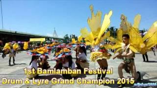 1st Balamban Festival - Santiago City SSCS