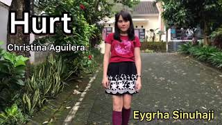 Download Mp3 Hurt Christina Aguilera - Eygra Sinuhaji Cover