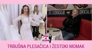 Brak na nevidjeno // Bivši pljačkaš banke i najpoznatija srpska trbušna plesačica (Epizoda 88)