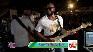 Richie sou Tanbou - Michel Blaise sou batri - Ranje chita w KLASS Live Mansion party 18 me 2019
